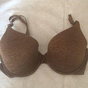 Victoria's Secret uplift semi Demi bra 34C